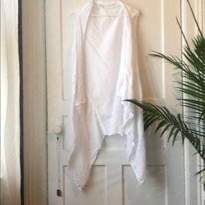 Tops - Flowy light weight cotton vest